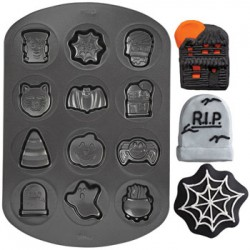 Halloween, cookie pan