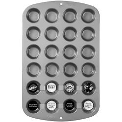 Muffinsplåt, 24 st små (non-stick)
