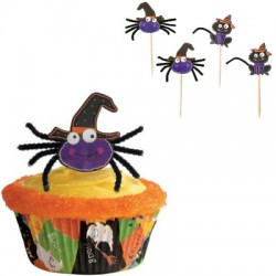 Happy Haunters, muffinsflaggor