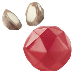 Diamanter (10 st), chokladform