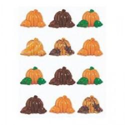 Pumpkins, chokladform
