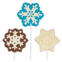 Snowflakes, klubbformar