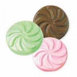 Mint Discs, chokladform