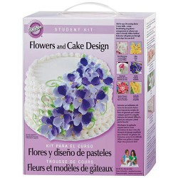 Flower and Cake Design, Student Kit