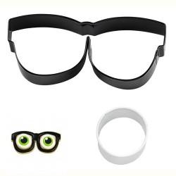Glasögon, 2 st utstickare