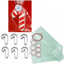 Holiday Gift Cutter Set, polkagris