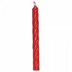 Födelsedagsljus, röda