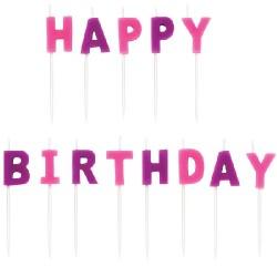 Happy Birthday, tårtljus