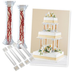 Fillable Pillar Set, 15,2 cm