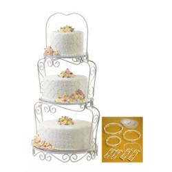 Graceful, tårtställning