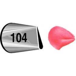 Tyll  104, förpackad tyll