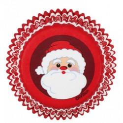 Santa Claus, 75 st muffinsformar