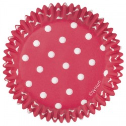 Red Polka Dots, 75 st