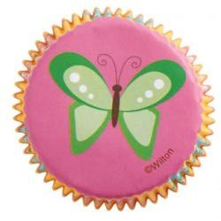 Butterfly, 75 st muffinsformar