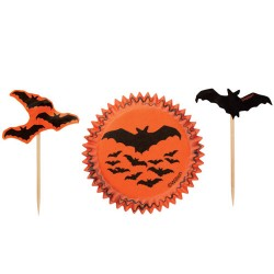 Bats on the move, muffins-kit
