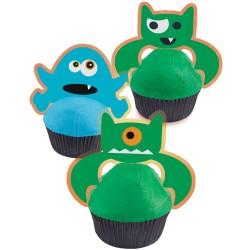 Costume Ghoul, muffinsflaggor