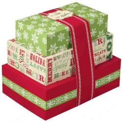 Jolly Christmas, 3 st askar