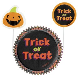 Trick or Treat, muffinspaket