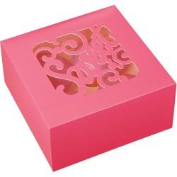 Sweet, 3 st cupcake-askar