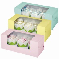 Ask till 3 cupcakes, 3 st