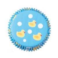 Ducky, 75 st muffinsformar