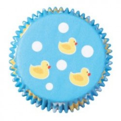 Ducky 100 st små muffinsformar