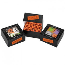 Treat Boxes, 3 st (medium)