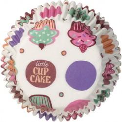 Be My Cupcake, ca 75 st muffinsformar