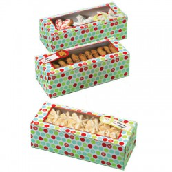 Holiday, Treat Box Kit