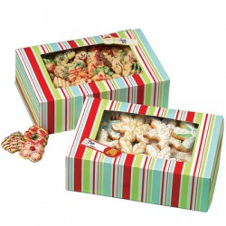 Holiday, Cookie Box Kit