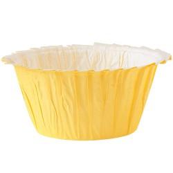 Ruffle Yellow, 24 st muffinsformar