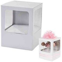 Pop Box, 2 st presentaskar