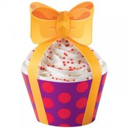 Celebration, cupcake wraps