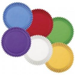 Rainbow, 150 st muffinsformar