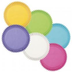 Rainbow Bright, 150 st muffinsformar