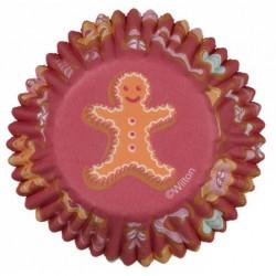 Ginger Boy, 75 st muffinsformar