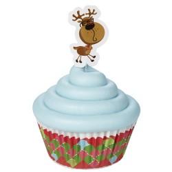 Rudolf, muffinpaket