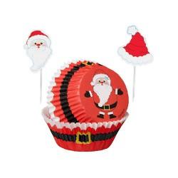 Here Comes Santa, muffinpaket