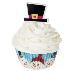 Joyful Frosty, muffinpaket