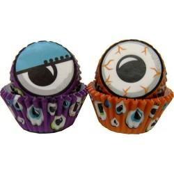 Eyeballs, 100 st små muffinsformar