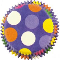 Dazzling Dots, 50 st muffinsformar
