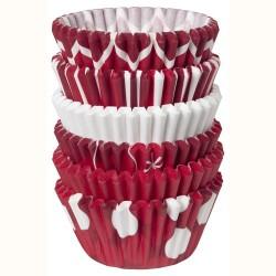 Red Design, 150 st små muffinsformar