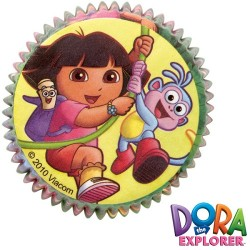 Dora the Explorer, 50 st muffinsformar