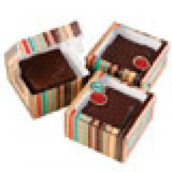 Brownie Gift Box Kit, 3 st