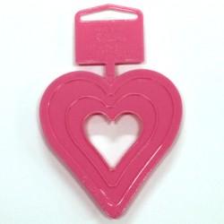 Hjärta med kontur-hjärtan, utstickare