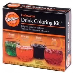 Drink Coloring Kit, halloween