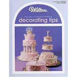 Uses of Decorating Tips, bok