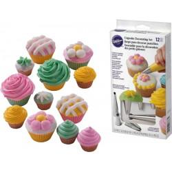Baspaket 1, Cupcake (Wilton)