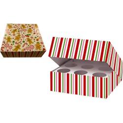 Sweet Christmas, ask till cupcakes
