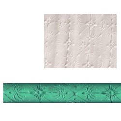 Fontän, mönsterkavel (stor)